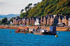Gold-Bonnie Scotland