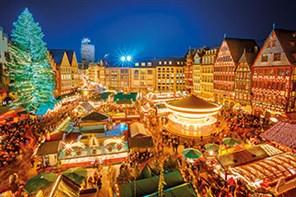 Rudesheim & Frankfurt Xmas Markets Gold Service