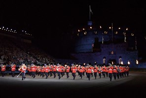 Fred Olsen Cruise-Scottish Isles, Edinburgh Tattoo