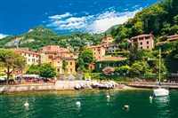 Easter in Lake Como on the Gold Coach