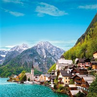 Upper Austria Lakes More Inclusive  on the Gold