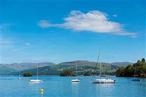 Gold Taster Lakes, Sailing & Steaming