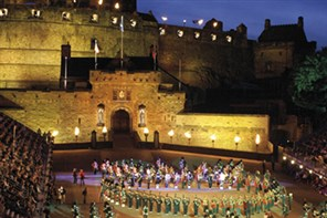 Gold Edinburgh Military Tattoo