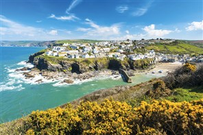 Poldark & Doc Martin Country