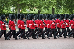 Trooping of the Colour, Queens Birthday Parade