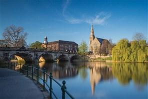 Easter in Shrewsbury & Ludlow