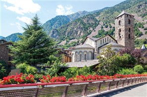 Gold Andorra & the Scenic Pyrenees
