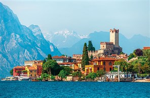 Christmas in Lake Garda Gold Service