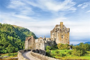 BDGold-Romantic Journeys of Scotland