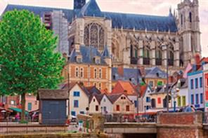 GOLD Amiens & Arras Christmas Markets