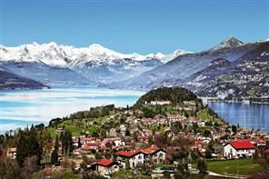 GOLD Festive Christmas in Lake Como