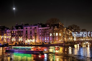 Amsterdam Lights Gold Service