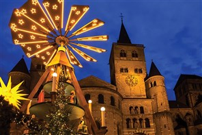 Trier & Luxembourg Christmas Markets Gold Service