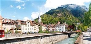 Gold Springtime Highlights Austria & Switzerland