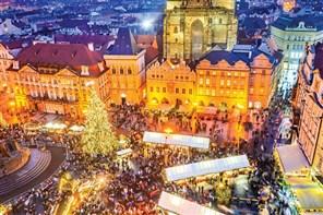 Prague Christmas Markets Gold Service