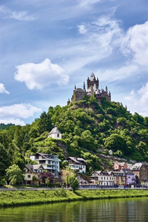 Gold Service-Trains & Boats of the Rhine & Moselle