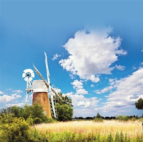 Norfolk, the Broads & Heritage Coast