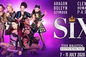 Six The Musical - Bristol Hippodrome evening