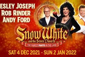 Snow White Panto - Bristol Hippodrome matinee