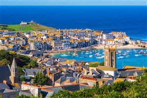 St Ives & Scenic Cornwall