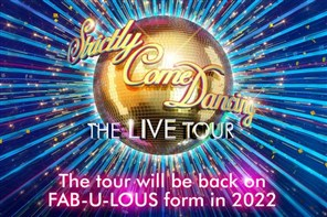 Strictly Come Dancing Live 2022 - Birmingham