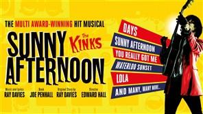 Sunny Afternoon - Bristol Hippodrome - evening