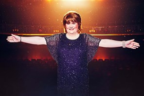 Susan Boyle - Bristol Hippodrome evening