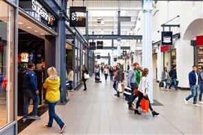 Swindon McArthurglen Outlet Shopper
