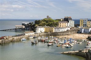 Tenby, Mumbles & Gower Peninsula Overnight