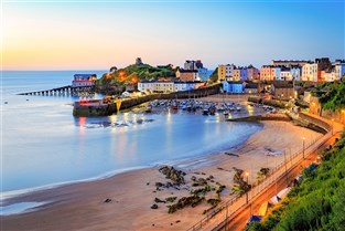 GOLD Tenby Winter Warmer All Inclusive