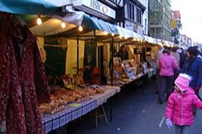 Cheltenham & Tewkesbury market