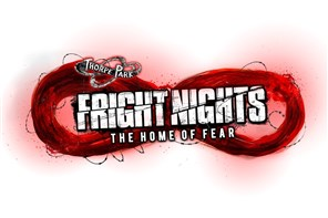 THORPE PARK Fright Night Zombies Halloween