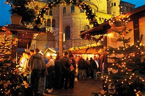 Boppard & Trier Christmas Markets Gold Service
