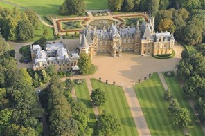 Waddesdon Manor - National Trust GOLD Coach