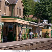 Winchester - Watercress Steam Railway
