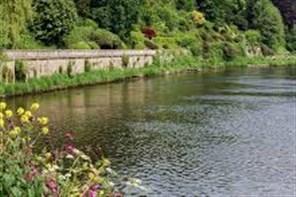 The Weir Garden National Trust Hereford