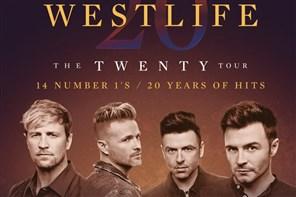 Westlife Concert - Birmingham