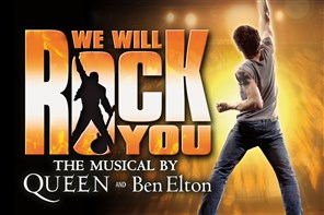 We Will Rock You - Bristol - evening show
