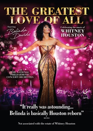 The Whitney Houston Hologram Tour - Cardiff