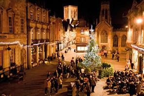 GOLD York St Nicholas Fayre & Christmas Markets