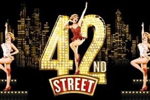 42nd Street - London Saturday matinee