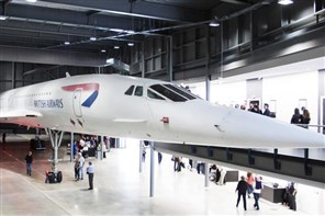 Aerospace Bristol - new Concorde Museum
