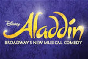 Aladdin - London Saturday matinee