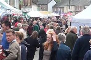 Bampton Charter Fair, Devon