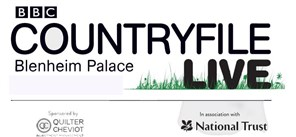 BBC Countryfile Live in the grounds of Blenheim