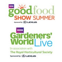 BBC Gardeners World Show and Good Food at NEC