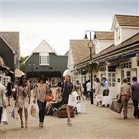 Bicester Shopping Village-GOLD