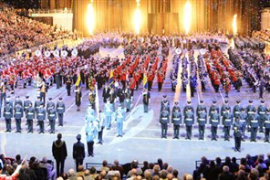 Birmingham International Tattoo 2021