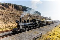 Welsh Scenic & Brecon Mountain Railway