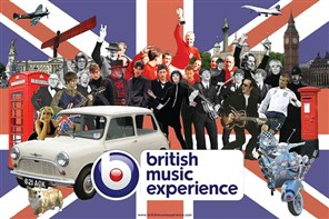 Liverpool British Music Experience GOLD